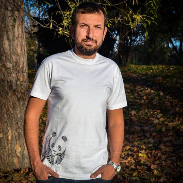 Мъжка тениска на WWF