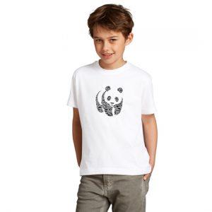 Детска тениска на WWF