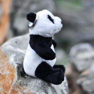 Keyholder-panda