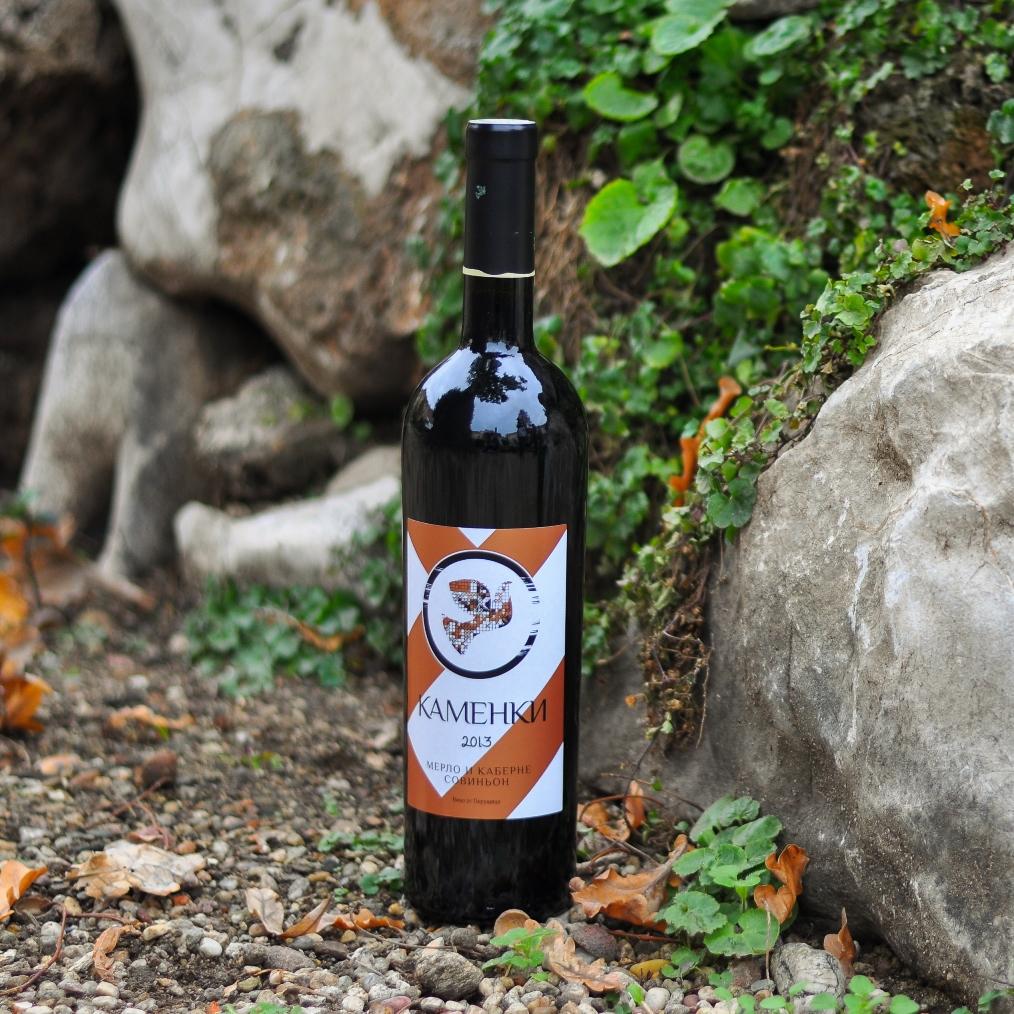 Вино Каменки 2013